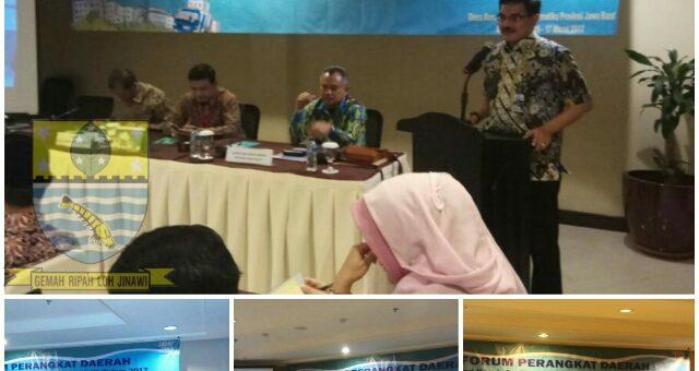 Forum Perangkat Daerah Bidang Kominfo se-Jawa Barat