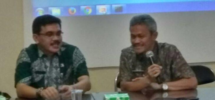 Sosialisasi Web Dinas Pendidikan Kota Cirebon