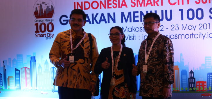 Pemda Kota Cirebon Teken MoU Gerakan Menuju 100 Smart City Dengan Kominfo RI