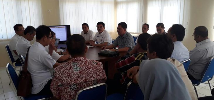 Kunjungan Kerja DPRD Kabupaten Pekalongan