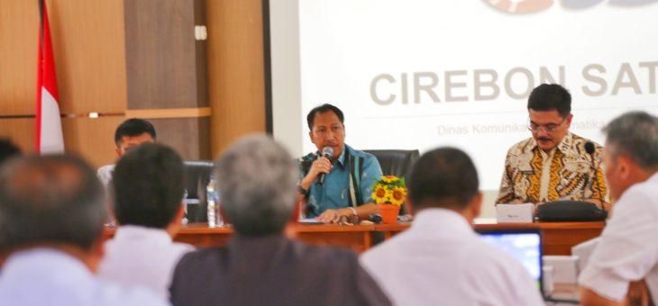 Satu Data, DKIS Kota Cirebon Buatkan Portal Cirebon Satin Bulan Ini