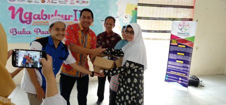 Ramadhan Berbagi Melalui Ngabubur IT RTIK Kota Cirebon