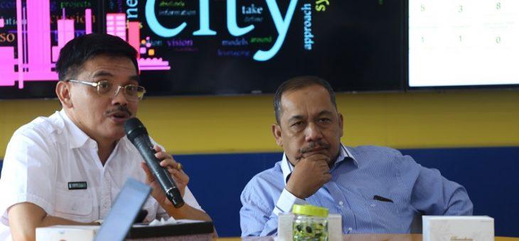SIGAP DALAM ATASI MASALAH SMART CITY, DKIS KOTA CIREBON JADI REFERENSI KUNKER DI PROVINSI JABAR