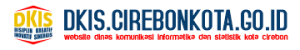 Dinas Komunikasi Informatika dan Statistik Kota Cirebon Logo